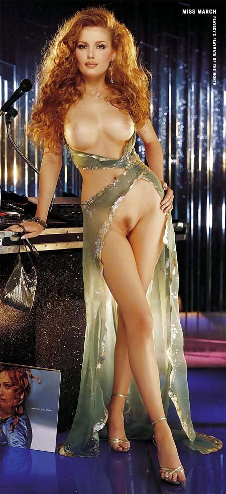Topless Miss April Nude Pics