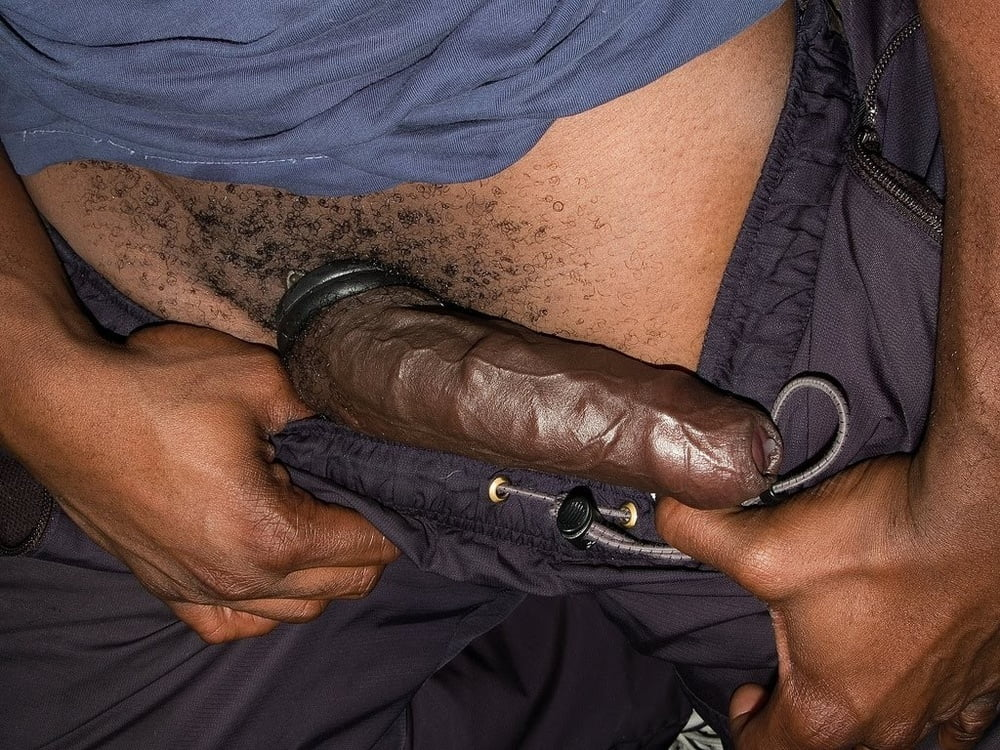 Girlfriends black dick