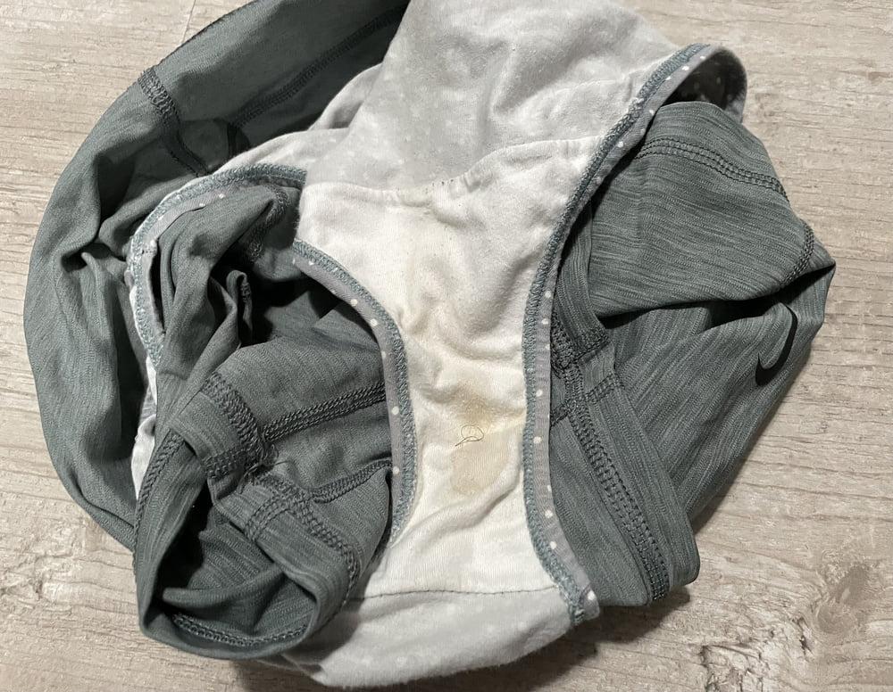 Her Dirty Panties