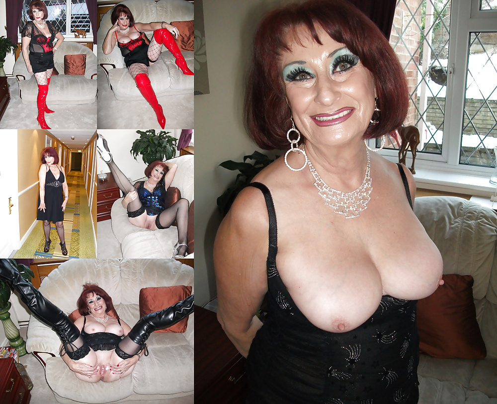 Granny whore pictures