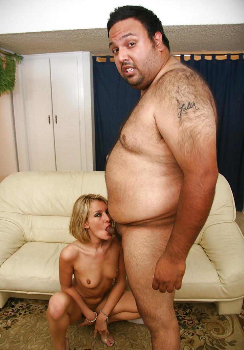 Толстый мужик трахает толстым членом, любительское видео своих жен