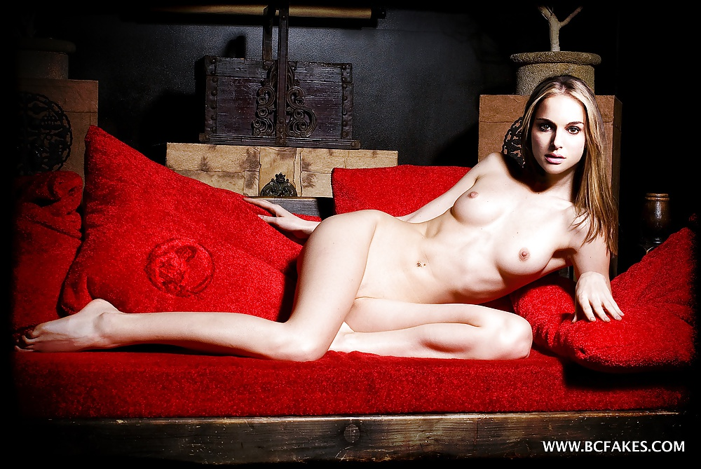 Natalie portman nude on couch — 7