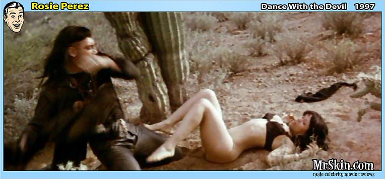 Rosie perez perdita durango sex scene
