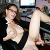 Sexy Amateur Women with Glasses Compilation