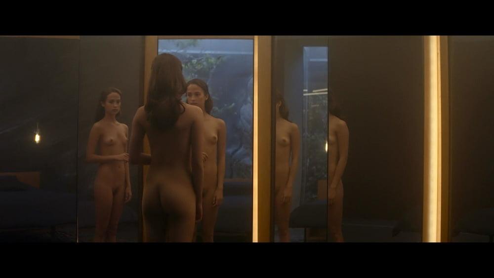Alicia vikander nudes