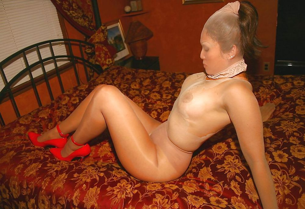 Stories pantyhose encasement