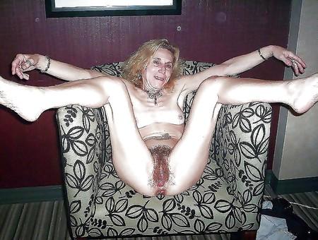 Hangers granny WATCH: Dave