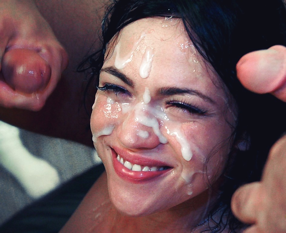 Facial cumshot mpegs with handjob cumshot pictures