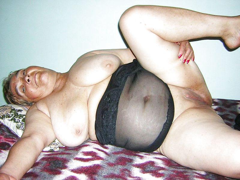 Ehefrau Granny Große Kondomsex