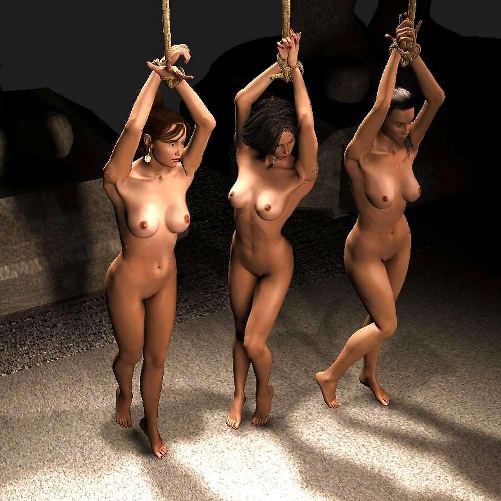 девушки рабыни эро арт - 12