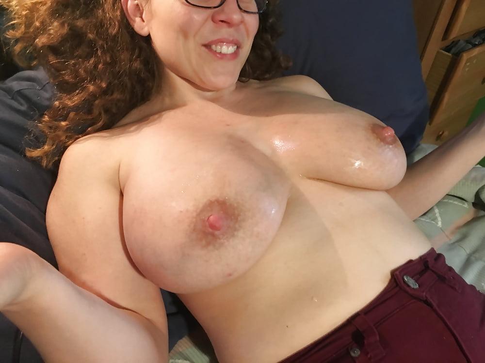 Cum Over Tits