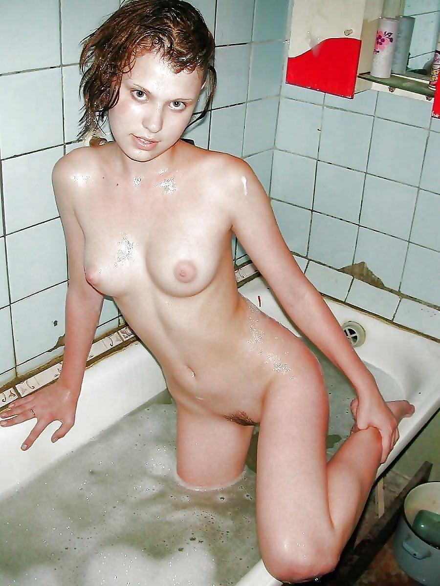 Teen amature girls bath comedy