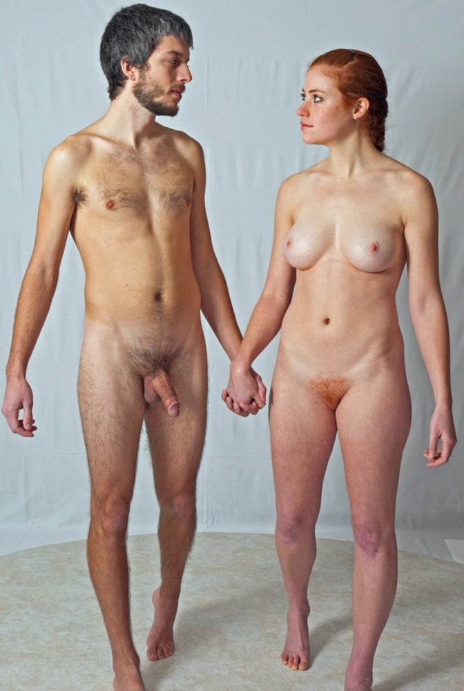 Nude Paar