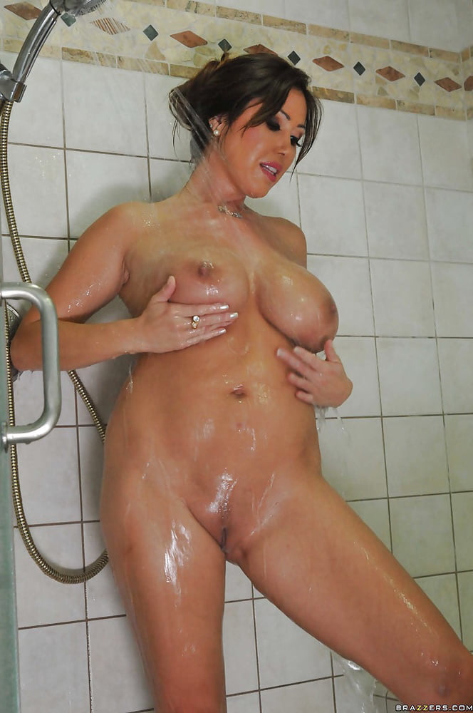Mom and son in shower naked homemade xxx pics
