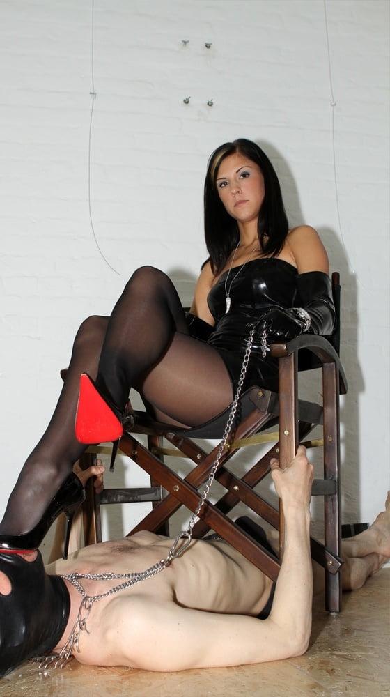 Forced heels fetish tgp girl