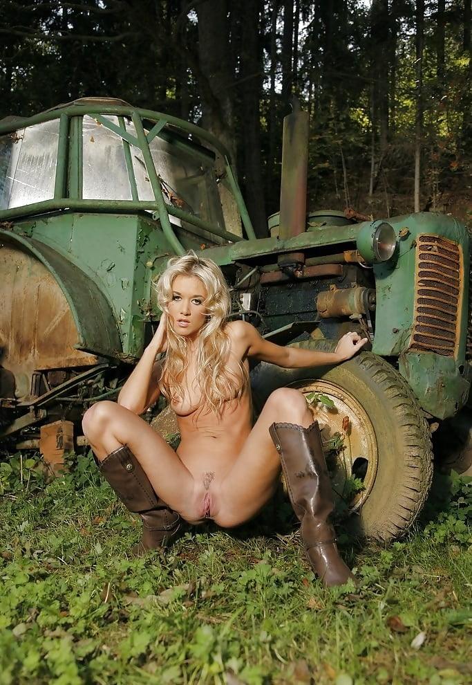 Смотреть порно тракторист — pic 3