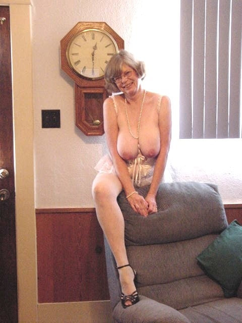Nasty hot big boobed brunette slut-7581