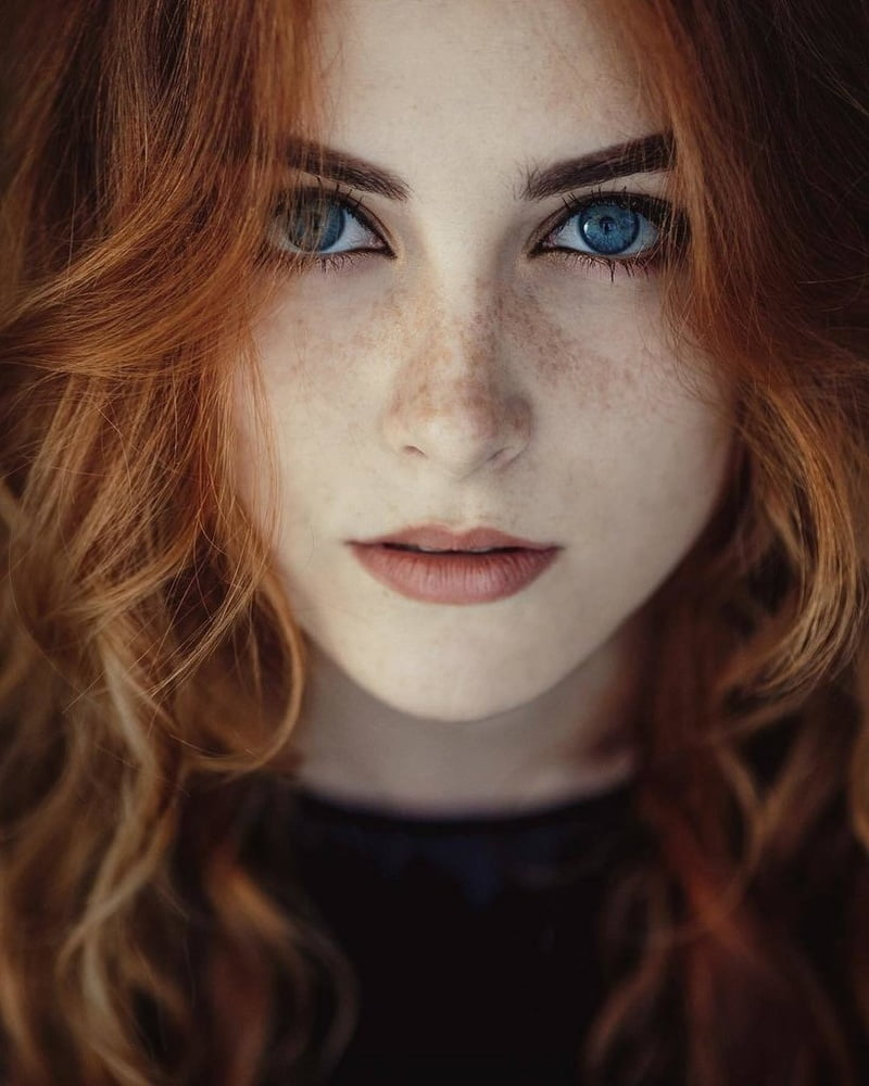 Faces of my redhead obsession 13 - 25 Pics