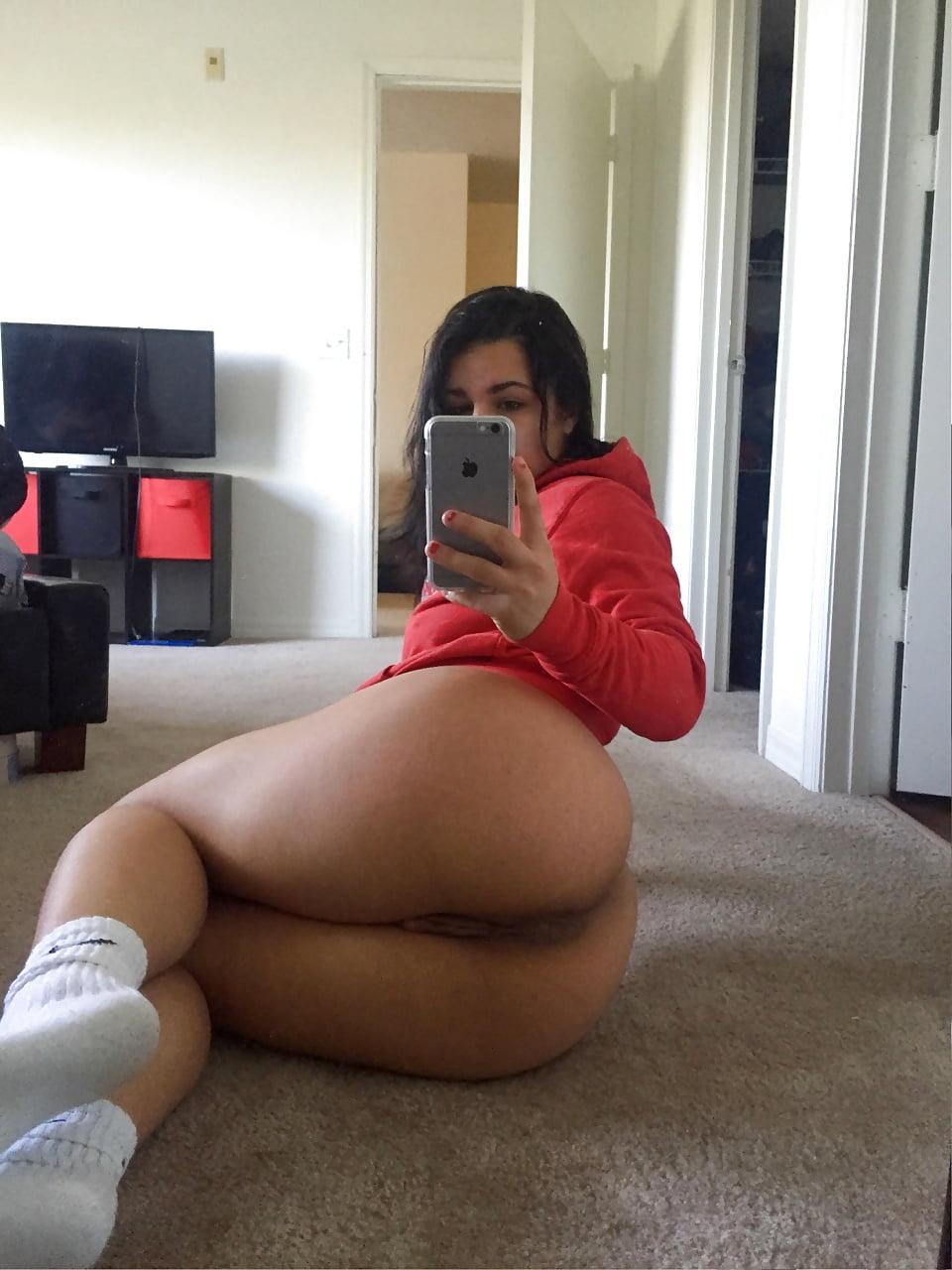 Naked big booty teen selfie butt lesbian clips
