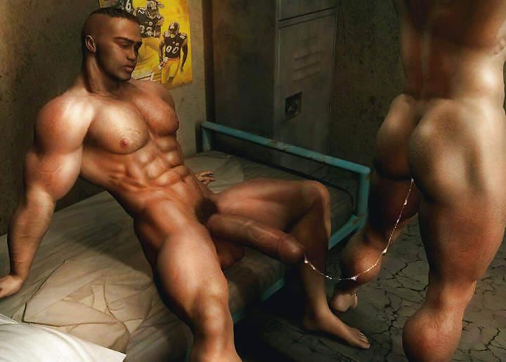 игры секс голых мужчин выпил ещё