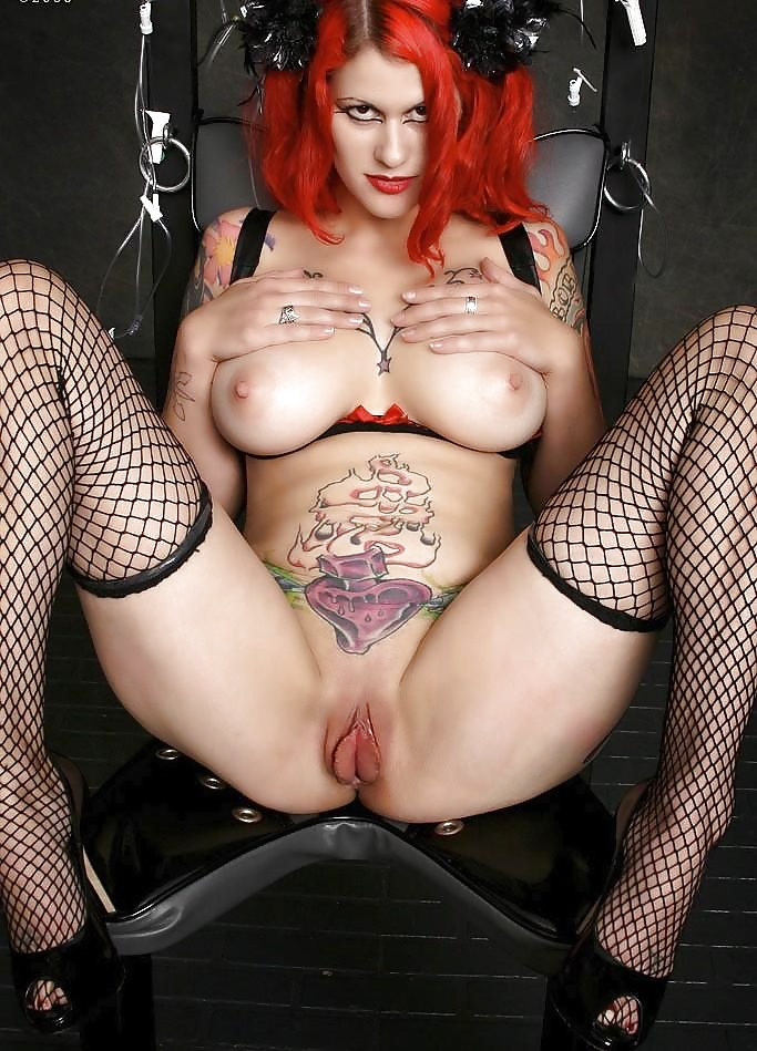 Naked punk rock pussy gif