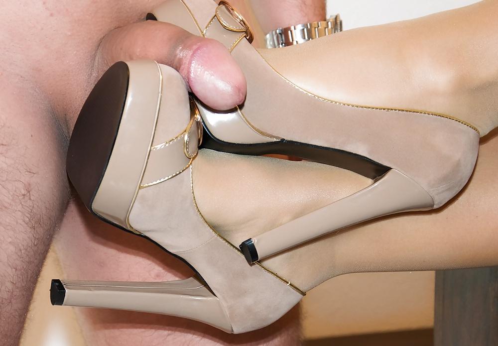 Free high heel fetish tube — img 15