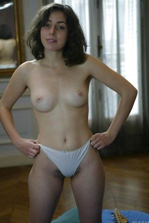 Bushy Women In Panties