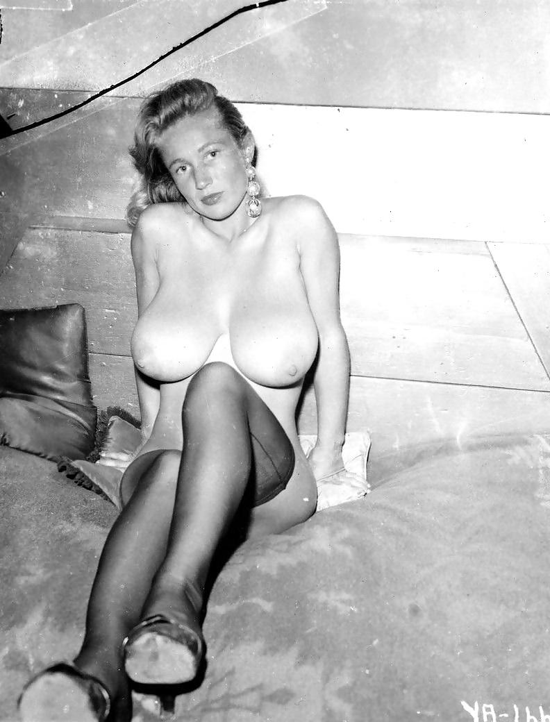Retro archive tits