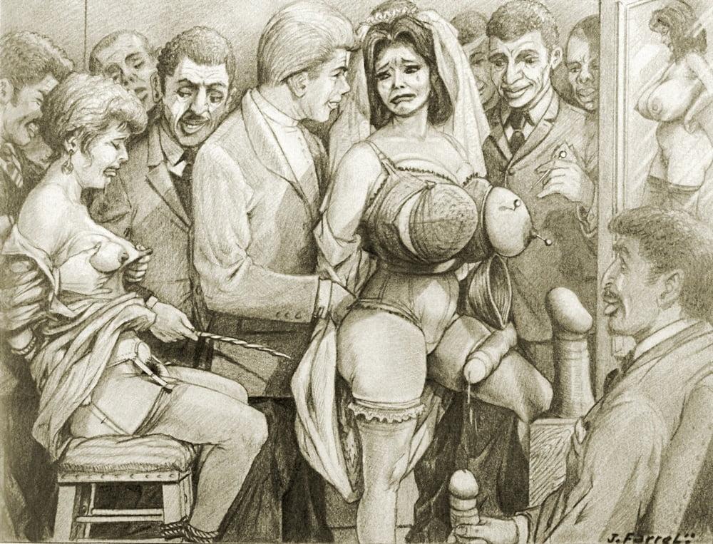 Old Italian Porno Comics