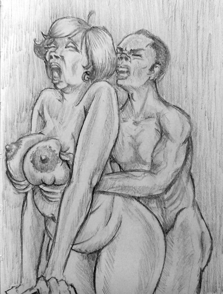 Porno Drawing