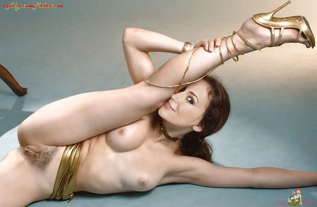 photos Alyssa milano naked