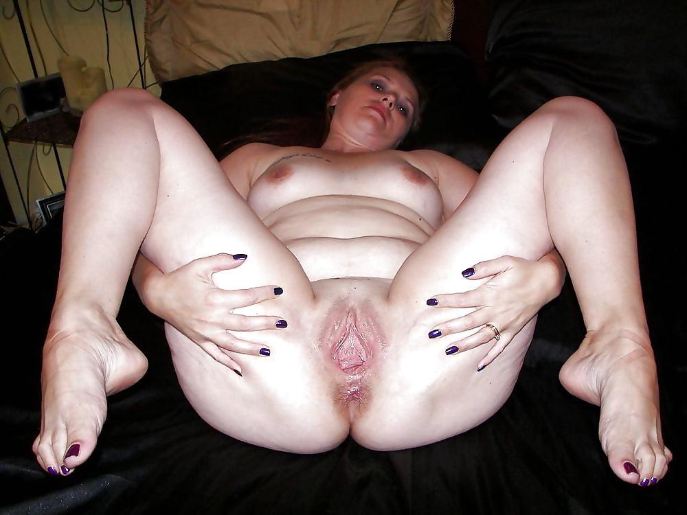 Naked chubby wife vagina #5