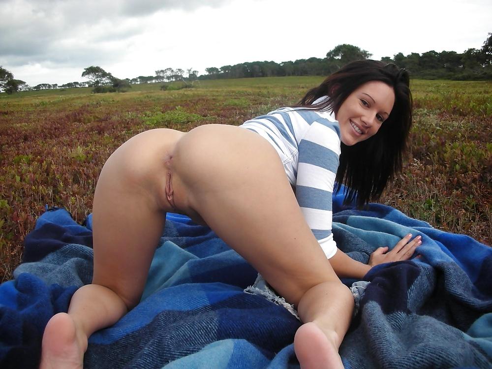 Pornographic images of mature women