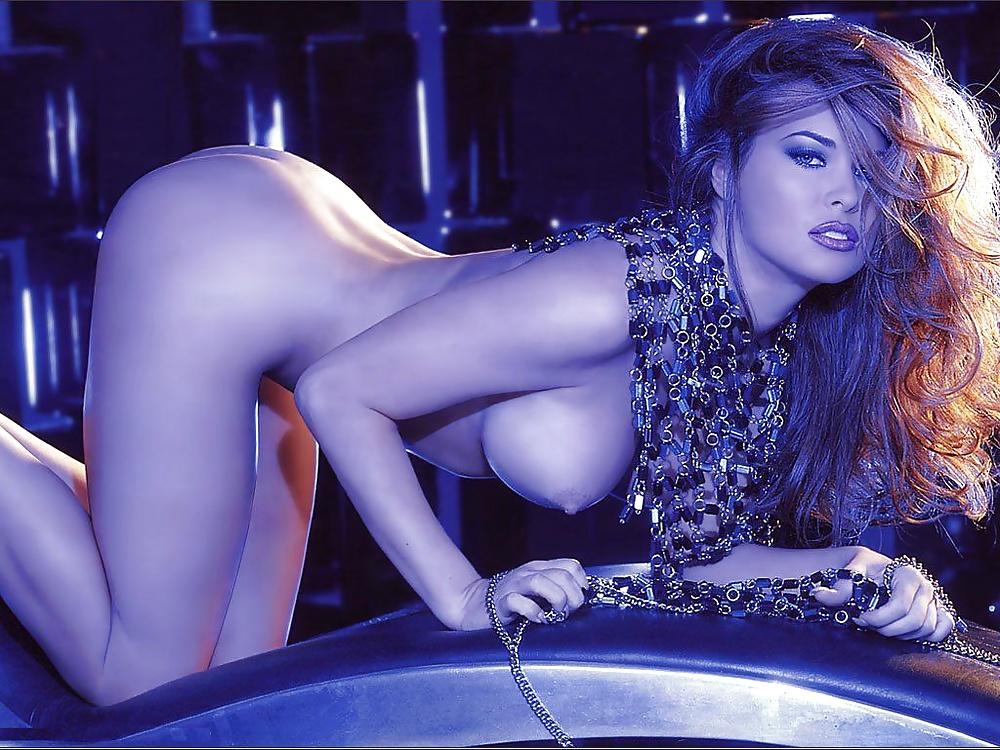 Free Naked Carmen Electra Playboy