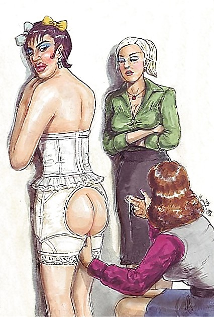 Buy forced feminization by mistress dede with free delivery