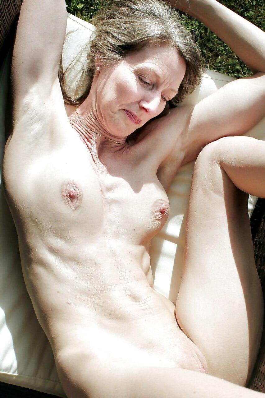 Bush hairy mature slender