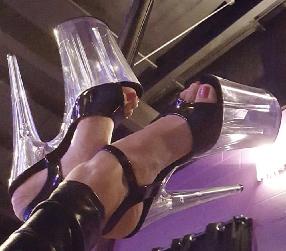 Extreme high heels sex-6040