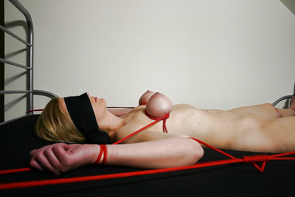 Tied up titties