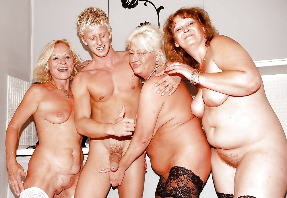 Old woman orgy images — pic 5