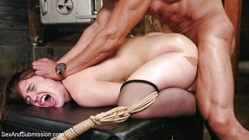 Daisy chain fucking with cumshot