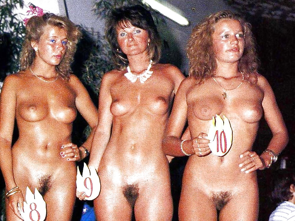 Naked Miss Nude Aussie Beauty Pageant Pictures