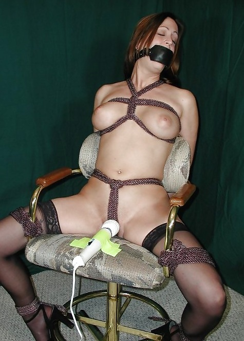 Tattoo squirt dynamo lily lane bound in rope bondage and fuc - 1 part 2