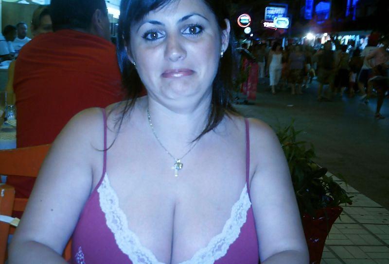 Young horny big tits