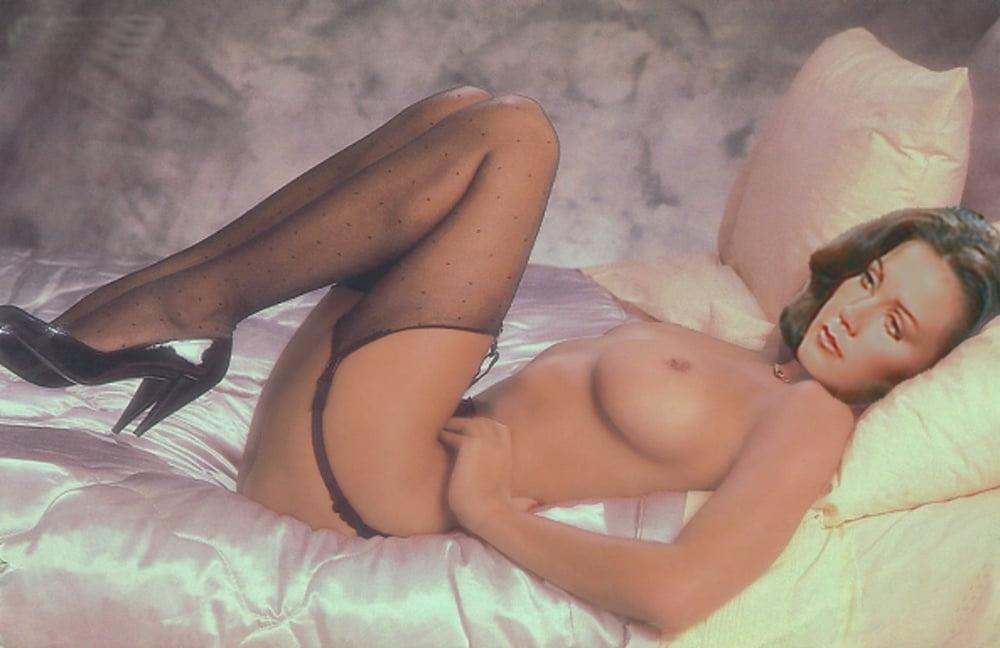 Lynda Carter Vintage Erotica