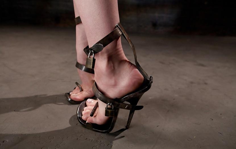 Bdsm high heels