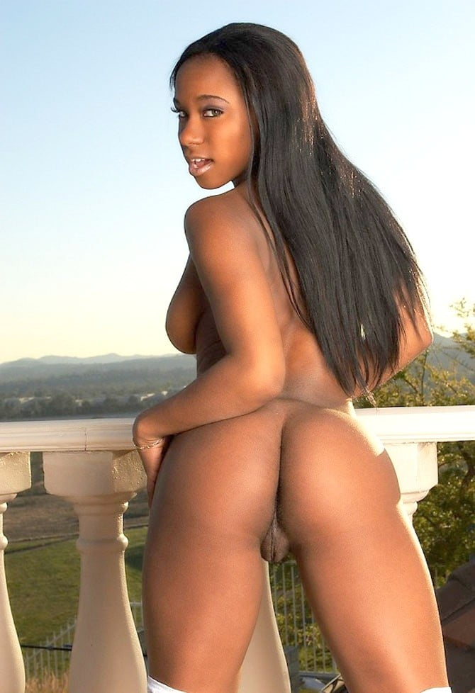 Ebony girl butt naked, lankawe nude school girl