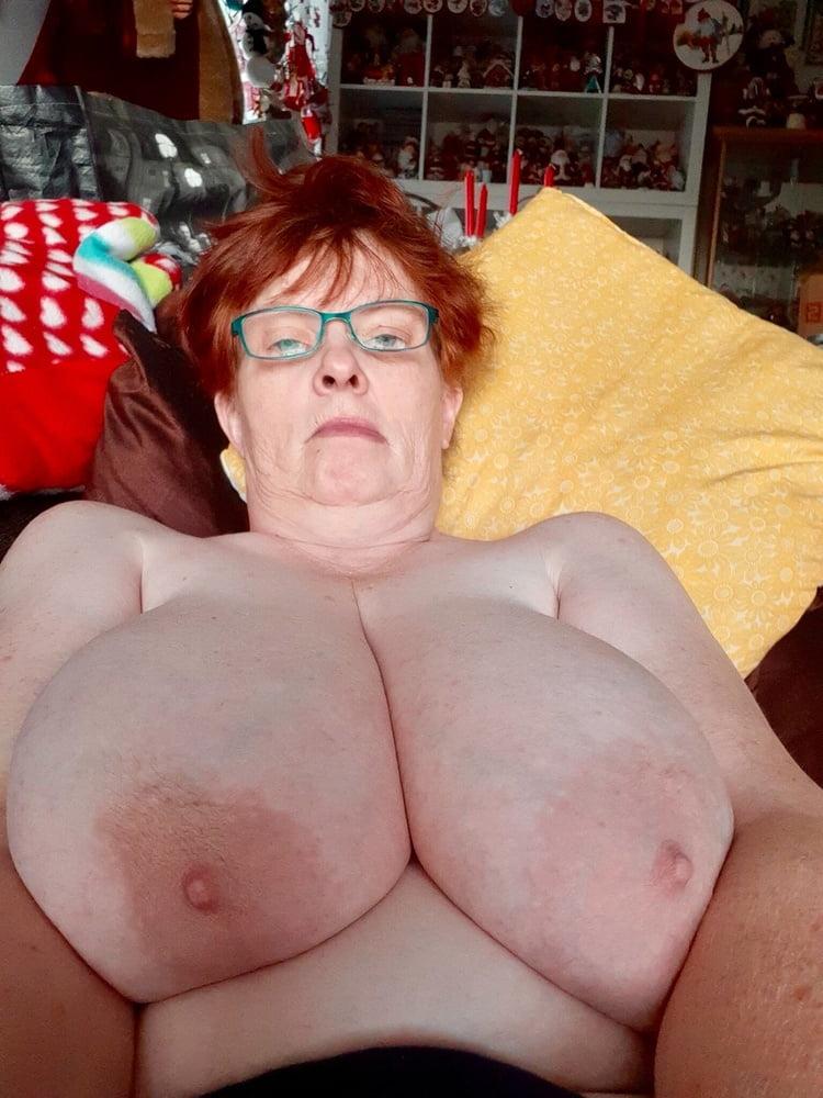 big with fat Big boob woman