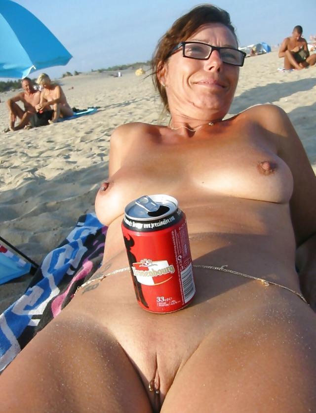 Attractive Seniors At Nude Beaches Scenes