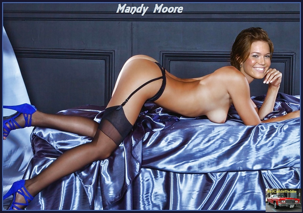 Mandy moore fake nudes #7