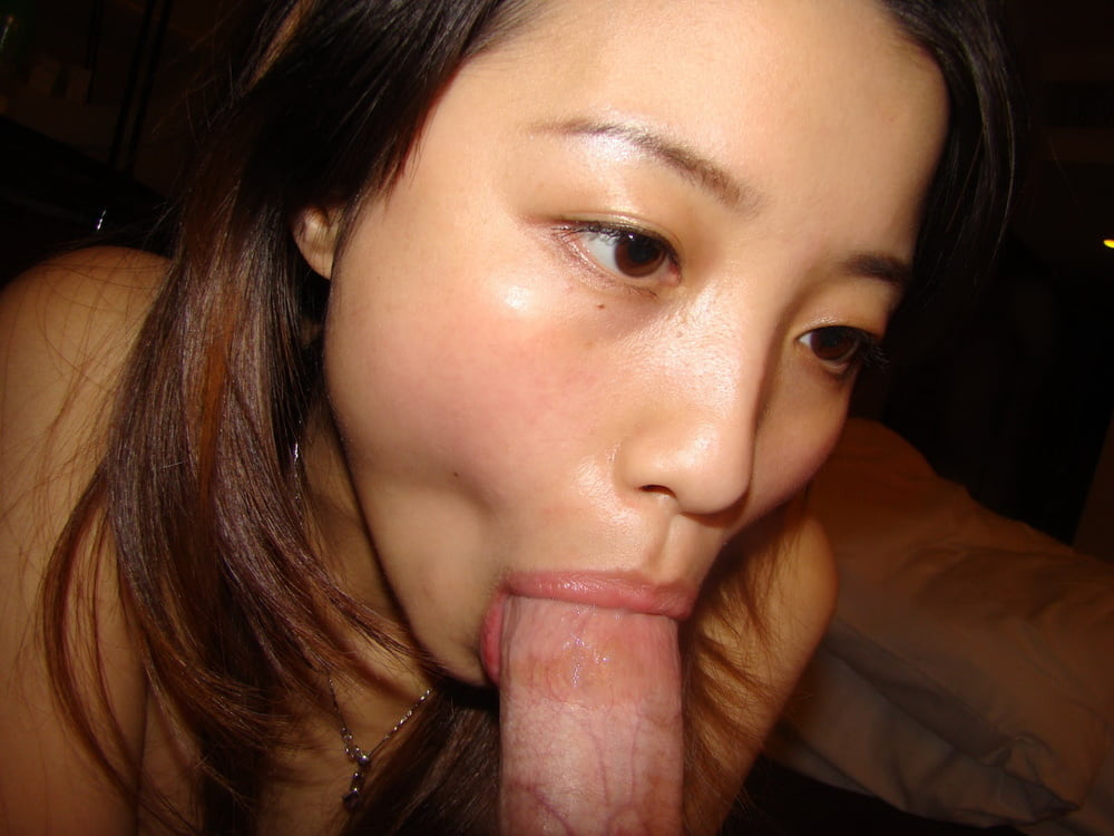 Blowjob from korean girl 15